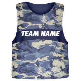 Custom Team Lacrosse Uniform Packs Camo | Call For Pricing