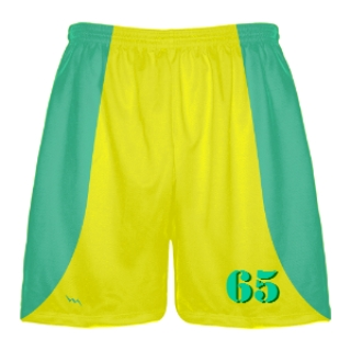 Lacrosse Team Shorts, Shirts and Reversible