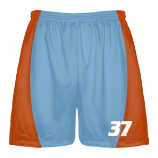 Sublimated Lacrosse Uniforms | Shorts 10