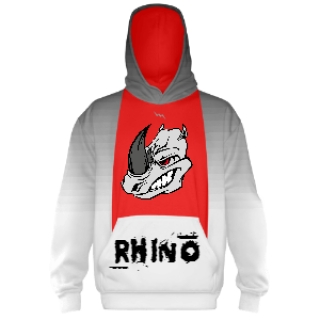 Rhino Hooded Sweatshirts