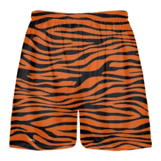 Tiger Stripe Shorts