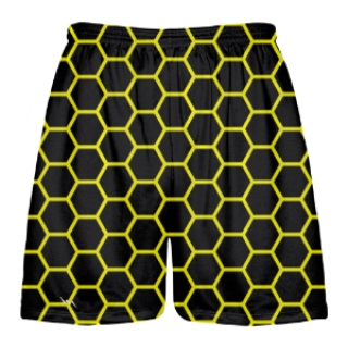 Honeycomb Lacrosse Shorts
