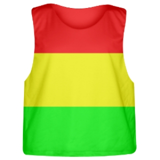 Reggae Lacrosse Pinnie