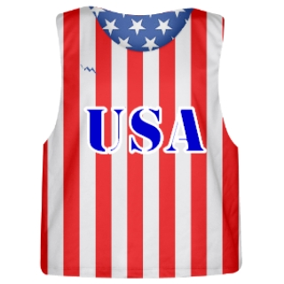 USA Lacrosse Jerseys