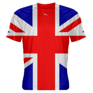British Flag Shooter Shirts
