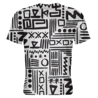 Tribal Lacrosse Shooter Shirt