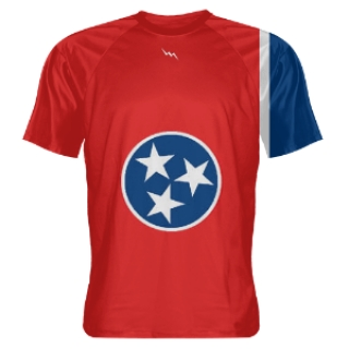 Tennessee Flag Shooter Shirts