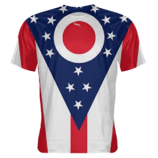 Ohio Flag Shooter Shirts