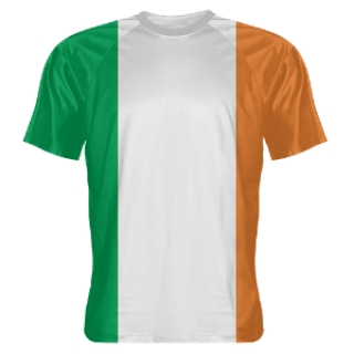 Irish Flag Shirts