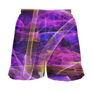 Girls Funky Lacrosse Short