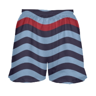 Wavy Girls Lacrosse Shorts