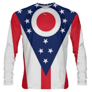 Ohio Long Sleeve Shooter Shirts