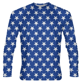 Long Sleeve Stars Shirts