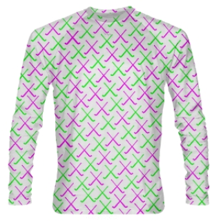 Field Hockey Long Sleeve Shirts