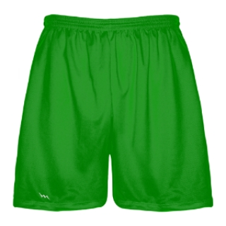 Kelley Green Lacrosse Shorts