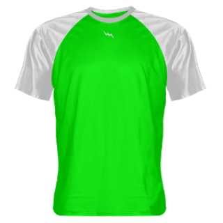 Neon Green Shooter Shirts