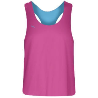 Pink and Blue Field Hockey Jersey