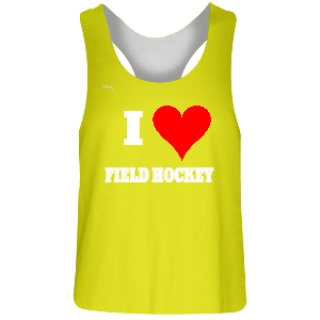 Yellow Field Hockey Jersey