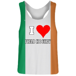 Irish Flag Field Hockey Reversible Jerseys