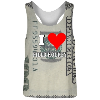 Field Hockey Reversible Jerseys Dollar Bill
