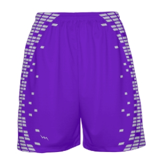 Purple Basketball Shorts