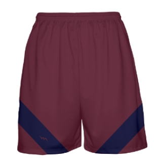 Maroon Basketball Shorts