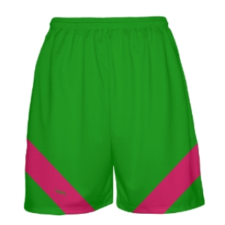 Kelley Green Basketball Shorts