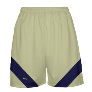Vegas Gold Basketball Shorts