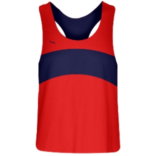Red Field Hockey Uniforms