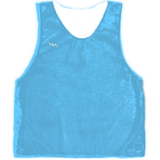 Powder Blue Basketball Pinnies