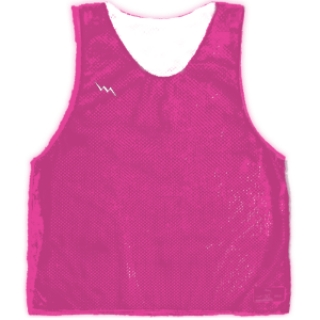 Hot Pink Basketball Pinnies