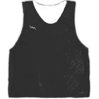 Charcoal Gray Basketball Pinnies