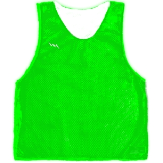 Neon Green Basketball Pinnies
