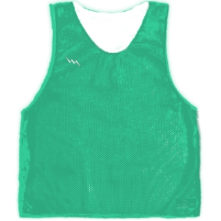 Teal Basketball Pinnies