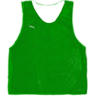 Kelly Green Basketball Pinnies