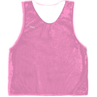 Pink Basketball Pinnies