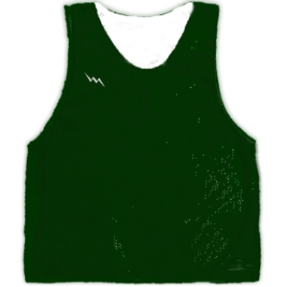Green Basketball Pinnies