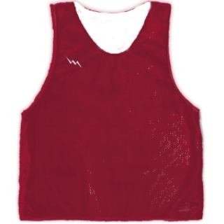 Cardinal Red Basketball Pinnies