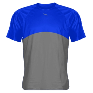 Royal Blue Basketball Shooter Shirts