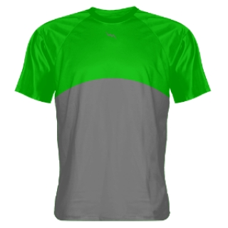 Neon Green Basketball Shooter Shirts