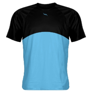 Powder Blue Basketball Shooter Shirts