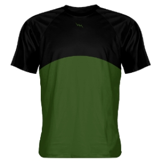 Forest Green Basketball Shooter Shirts