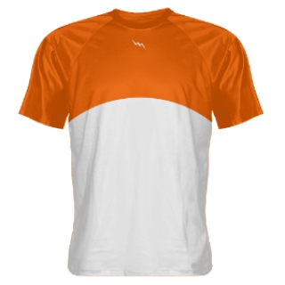 Orange Basketball Shooter Shirts