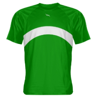 Kelly Green Basketball Shooter Shirts