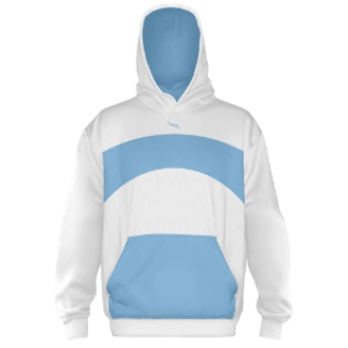 White Hooded Sweatshirts