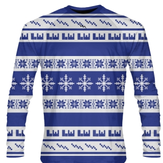 Ugly Christmas Sweater Shooter Shirt