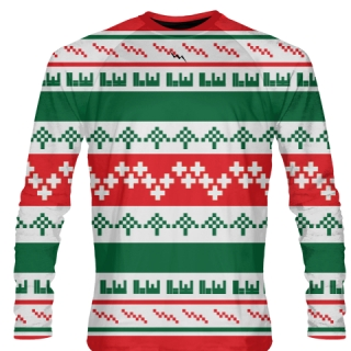 Ugly Christmas Sweater Shooting Shirts