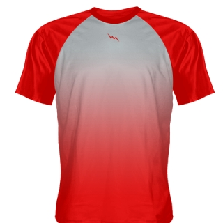 Softball Shirts Custom red