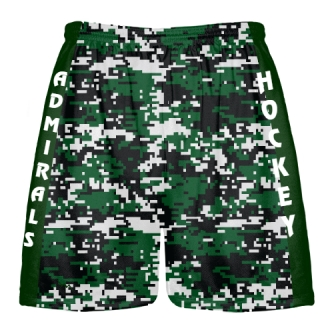 Camouflage Hockey Shorts