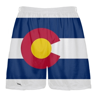Colorado Flag Shorts